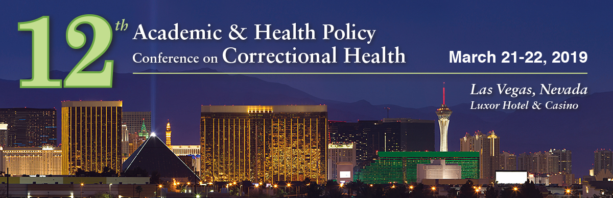 12th Annual Correctional Health Conference